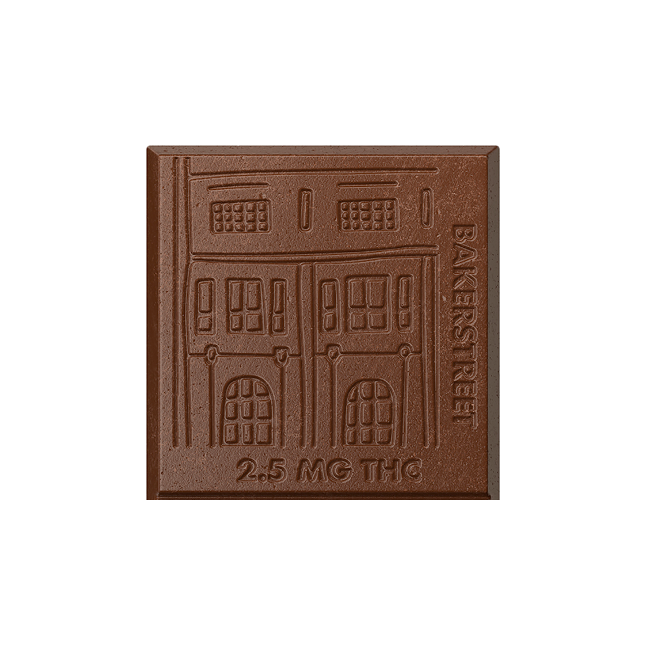 Bakerstreet and Peppermint Milk Chocolate