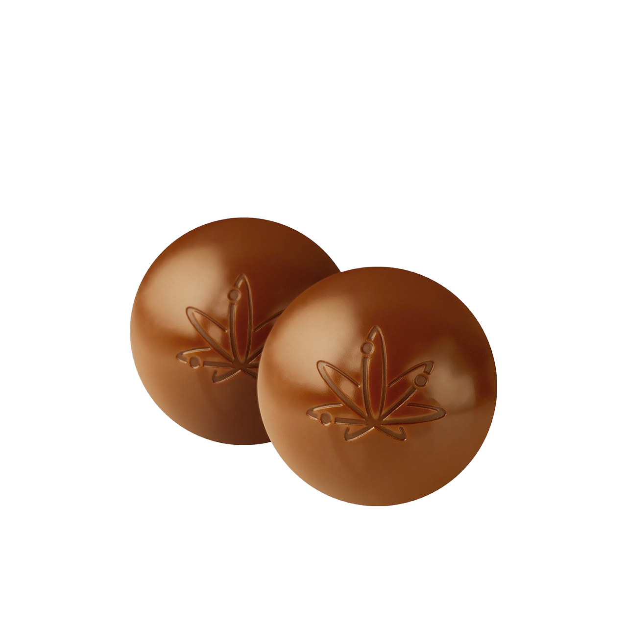 Bytes Milk Chocolate Truffles Duo Pack