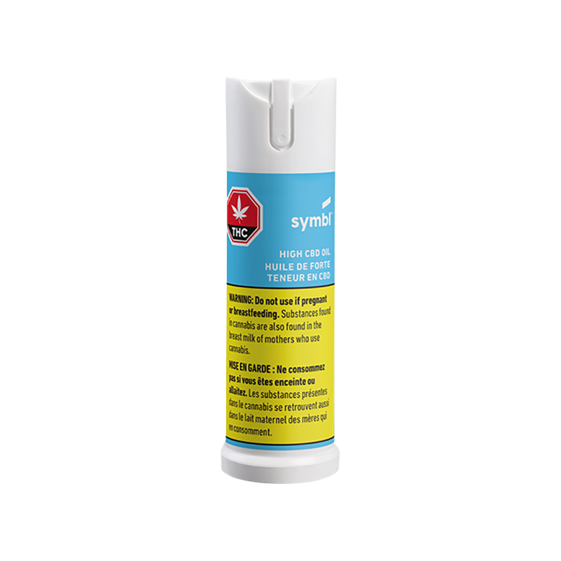High CBD Oral Spray