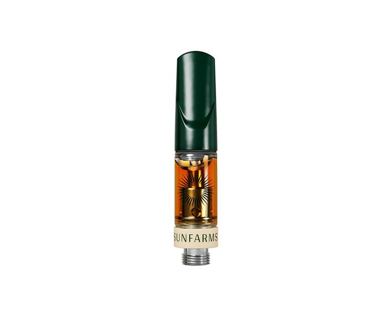 Island Honey Full Spectrum Vape Cartridge